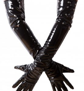 PVC Studded Gloves