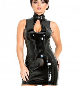 PVC Delilah Dress
