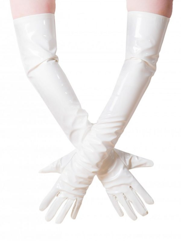PVC Long Gloves