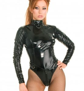 PVC Boned Mistress Body