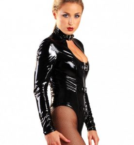 PVC Secrets Zip & Buckle Body