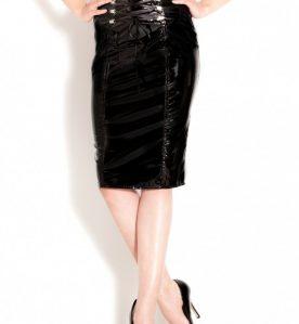 PVC Senorita Skirt