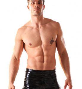 PVC Boxer Shorts
