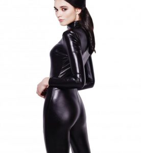 Fever Miss Whiplash Catsuit