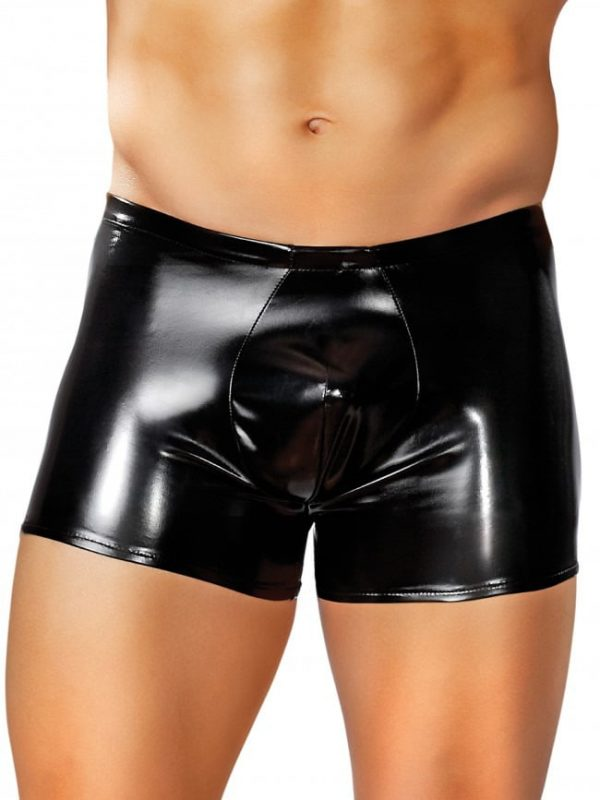 Liquid Onyx Pouch Shorts