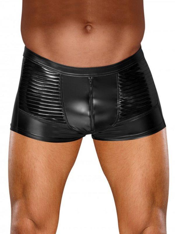 Powerwetlook and PVC Men's Shorts