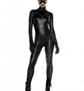 On the Prowl Catsuit Set