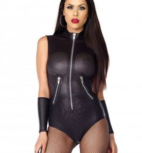 Submissive Zip Front Body