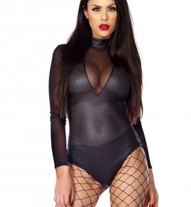 Behave Body with Mesh Inserts